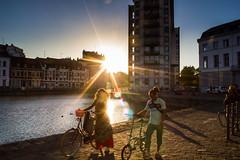 _MG_5970 (arnaudsllt) Tags: quai de wault lille sunset couche soleil