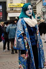 Harajuku Fashion Walk (kiwii.melon) Tags: japan buenos aires obelisco walk harajuku girls fashion pastel gold shoes dolls city colors boys young