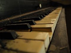 klavier (NikitaIstomin) Tags: abandoned music church klein apenburg germany ghost piano bokeh olympus em10