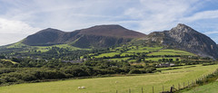trefor aut 16 (353)-Pano (Steve Stain) Tags: north wales trefor wild camping