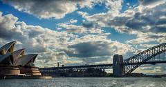 Sydney Icon Bits (nosha) Tags: 2016 australia beautiful beauty bridge cliche holiday holiday2016 iconic nosha nsw operahouse syd sydney