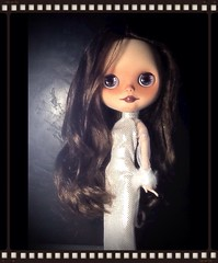 Blythe-a-Day September#6: Shopping: Claudia Looks for Gowns for Movie Premieres