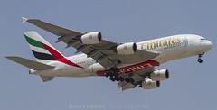 AIRBUS A380-800 (A6-EED) EMIRATES AIRLINES   DXB-OMDB (Ediney Ribeiro) Tags: a380 emirates dubai airbusa380 a380800 giant