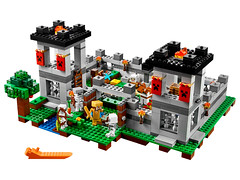 LEGO Minecraft 21127 - The Fortress (THE BRICK TIME Team) Tags: lego brick minecraft minifigures