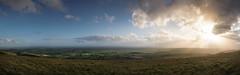 2207-1-3 (gcu_sketcher) Tags: xt1 xf1655 pano panorama mendips somerset hillside summer sky clouds light landscape fields evening afternoon levels