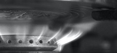 fire (mr_gngr) Tags: fire beautiful black blackwhite owen closeup interesting tea