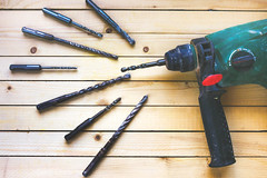 Electric hammer drill (ikrents) Tags: power equipment construction drill hammer machinery tool work industry improvement electricity manual steel repairing supply wood screw home single material occupation workshop industrial interior objects working table generator perforate housework repairman house borer