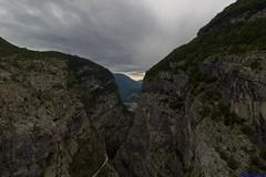 IMG_4990 (Matteo Scotty) Tags: canon estate 2016 sotto il cielo nuvole diga del vajont montagna