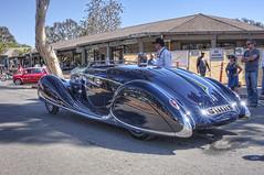 1939 Bugatti Type 57C Vanvooren Cabriolet (dmentd) Tags: 1939 bugatti type57c vanvooren cabriolet