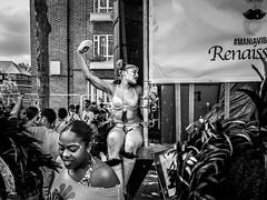 Selfie (maxgor.com) Tags: 35mm bw blackandwhite carnival england europe london maxgor maxgorcom mono nottinghill nottinghillcarnival olympus olympuspenf people primelens rawstreets street streetphotographer streetphotography streetphotographybw streetshooter uk  unitedkingdom gb