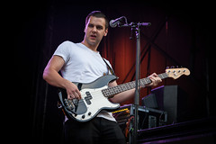 Dagny @ Pstereo 2016 (2) (TAKleven) Tags: canoneos5dmarkii canonef24105lisusm dagny pstereo pstereo2016 live band concert konsert artist stage scene trondheim norge norway marinen bass bassgitar bassguitar
