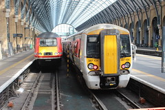 387104 (matty10120) Tags: class railway rail transport travel london kings cross 387 tameslink thameslink