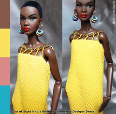 NADJA IN ANDYMY DESIGNS (marcelojacob) Tags: marcelo jacob out sight nadja rhymes cinematic andymy designs yellow dress