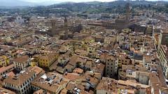 Florencia (JLL85) Tags: florencia firenze italia italy ciudad city panoramica panorama tejados roofs iglesia church scape cielo sky calles streets