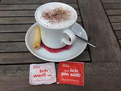 SchocMoc (im Cafe Extrablatt in Mnster) (multipel_bleiben) Tags: essen frhstck gastronomie kakao kaffee