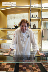 Chef/Owner Jacques Genin (thewanderingeater) Tags: jacquesgenin paris france patisserie confectioner 3rdarrondissment teahouse