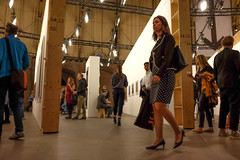 DSCF5465.jpg (amsfrank) Tags: scene exhibition westergasfabriek event candid people dutch photography fair cultural unseen amsterdam beurs