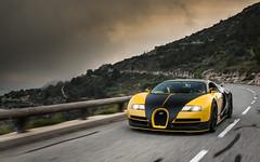 Oakley Design. (Alex Penfold) Tags: bugatti veryon yellow black oakley design supercars supercar super car cars monaco monte carloe 2016