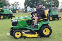 IMG_6076 (lesleydoubleday) Tags: langar farming farmmachinery johndeere johndeere50thcelebration tractor
