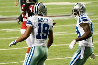 Miles Austin & Dez Bryant | Dallas Cowboys