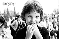 Eyes (Omar Neal Photography) Tags: blue wedding white black look kids grey blackwhite kid eyes hands occhi sguardo matrimonio biancoenero sguardi
