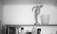 The Studio (Dan Squires) Tags: studio apartment leicam42 fomapan400 fomadonr09