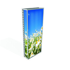 Rectangular Lightbox (Impact Signs UK) Tags: lighting floor kiosk canopy receptiondesk informationdesk computerdesk counters digitalprint computerworkstation displaystand exhibitionstand tradestand displaypanels acrylicdisplay platformfloor exhibitionlighting tradeexhibition avunits plasmaunit