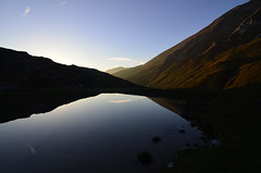 Lo specchio per il cielo (supersky77) Tags: sunset sky lake alps reflection alpes lago mirror tramonto day lac clear cielo alpen alpi orobie bergamo specchio riflesso parina arera grem alpiorobie pizzoarera orobian valparina orobianalps cimadigrem