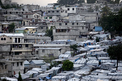 A view of Delmas 32, a neighborhood in Haiti which many residence are beneficiaries of the PRODEPUR- Habitat project (World Bank Photo Collection) Tags: latinamerica haiti community energy power neighborhood electricity caribbean worldbank portauprince epower jimkim jimyongkim