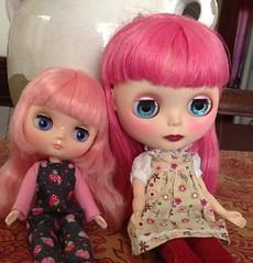 Mayumi and Melody 1