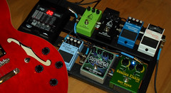 More Tweaking (epiclectic) Tags: boss music rock guitar dot synth ch1 pedalboard epiphone digitech stompbox rd1 cs3 electroharmonix superego deltalab tu3 td1 epiclectic wayhuge rp155 swollenpicklemkii epimusic
