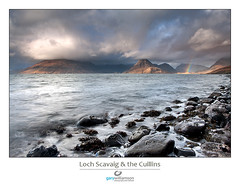 Loch Scavaig & the Cuillins (: HimUpNorth :) Tags: sea sky mountains skye scotland big cuillins isle elgol scavaig