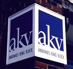 Exterior Corporate Identity Building Signage