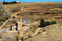 La Vera Cruz, desde el Alczar (Gonzalo y Ana Mara) Tags: iglesia segovia gonzalo laveracruz canonef24105f4lisusm canoneos7d gonzaloyanamara