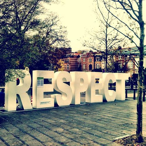 121121- Respect