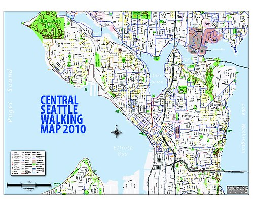 City releases new walking maps plan your walk to hit or miss