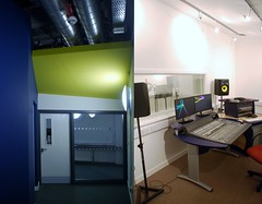 ARPL Architects report completion of state of the art music recording studio for South Ayrshire Council