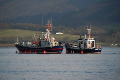 (Zak355) Tags: clyde boat ship vessel runa rnli rothesay isleofbute 70002 portbannatynemarina graceritchie formerlifeboat