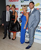 Keith Duff, Lisa Smith, Claire Froggatt and Paul Scholes Hearts and Minds Charity Ball, held at the Hilton Hotel Manchester