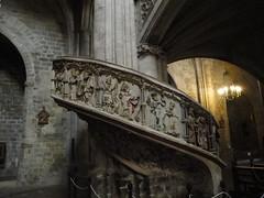 Baslica de Santa Mara la Mayor, en Morella (2) (lumog37) Tags: church architecture arquitectura iglesia staircase escaleras