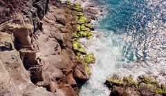 Un Petit Coin De Paradis (Ails N hgeartaigh) Tags: sea rock spain europe sony volcanic canaryislands coastofafrica nex5
