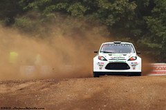 Ford Fiesta Proflex End Turn (Stefano.Minella) Tags: new ford turn photoshop canon lens eos photo european fiesta with post shots no  some testing 7d end l production autocross usm f56 ef 41 2012 stefano lightroom 400mm proflex minella cs6 maggiora worldcars 23092012