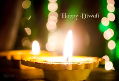 Happy Diwali (Ajay Photography) Tags: light happy photography nikon outdoor diwali bookeh