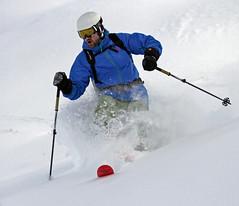Leinenosi Hemsedal 1675_2 (MasterOMH) Tags: skiing earlymorning powder tele telemark epic hemsedal topptur freeheel