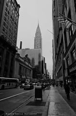 Chrysler Building (albygent Alberto Gentile) Tags: usa newyork blackwhite manhattan chryslerbuilding biancoenero canoneos5dmarkii mygearandme