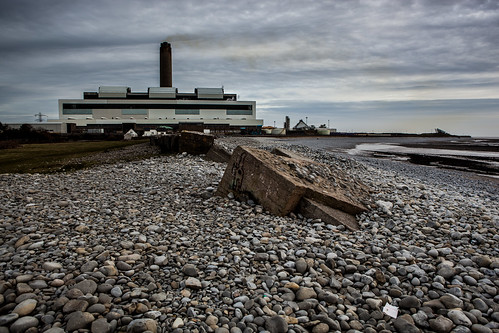 WWII Pill Box, Aberthaw Power Station