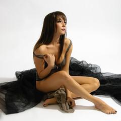 Federica .. (albi_tai) Tags: light studio square donna glamour nikon persone luci federica ritratto bt quadrato afi modella d90 nikond90 albitai