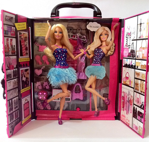 Barbie Fashionista Ultimate Closet My Barbie Closet