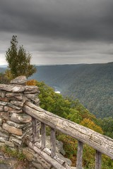 HDR @ Coopers Rock (WV Always Free) Tags: westvirginia morgantown coopersrockstateforest