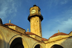 BEN_7402 (Kemal Riza) Tags: tower clock turkey tour trkiye mosque turquie trkei mersin horloge turchia tarsus